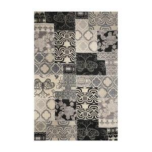 Dywan Webtappeti Modern Kilim Charcoal, 75x170cm