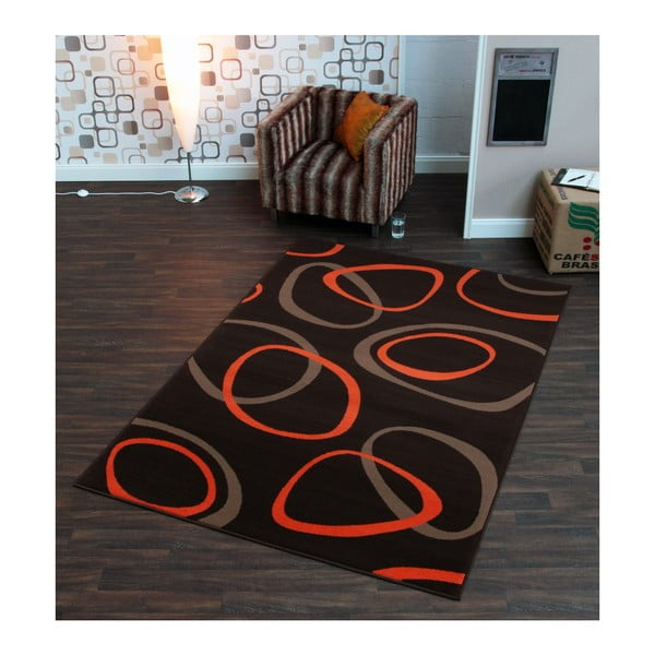 Dywan Hanse Home Prime Pile Ring Night, 80 x 200 cm