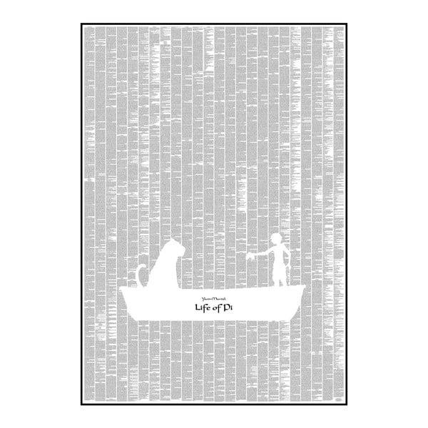 """Plakat """"Życie Pi"""", 70x100 cm"""