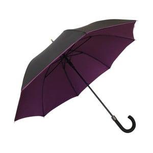 Parasol Smatisa Noir Violet
