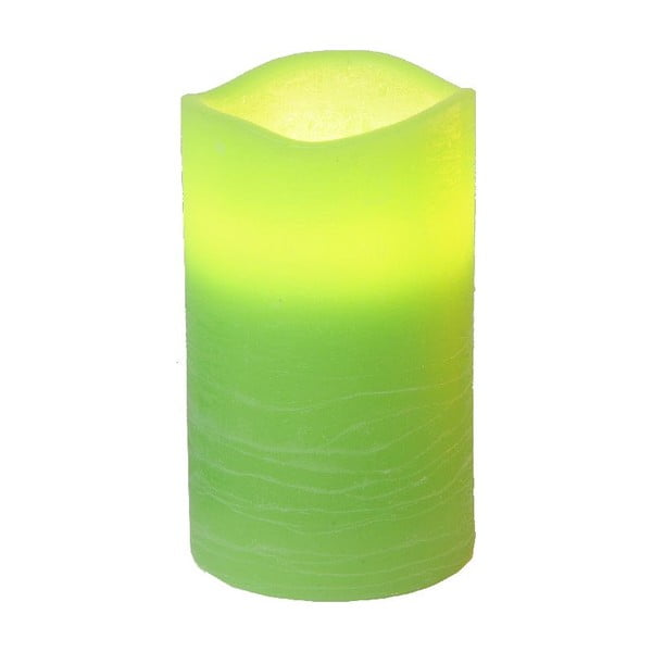 Świeczka LED Real Green, 12 cm