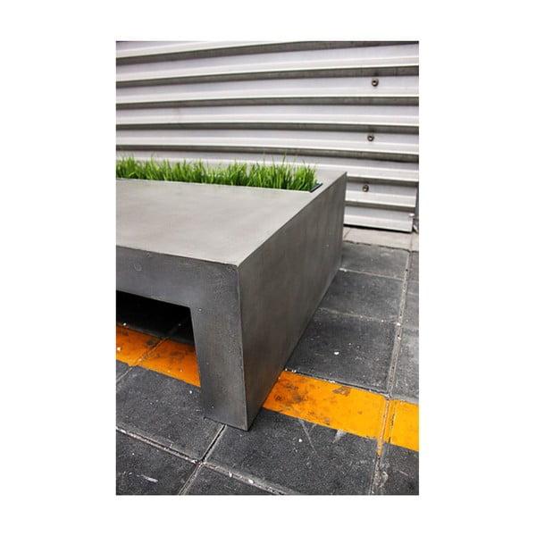 Betonowy stolik Lyon Béton Green Rectangular