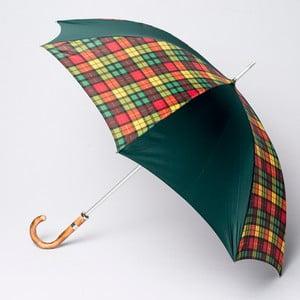 Parasol Alvarez Tartanand Green