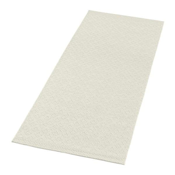 Kremowy dywan Zala Living Minnia, 77x150cm
