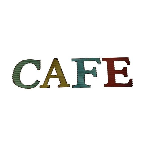 Dekoracja ścienna Antic Line Cafe