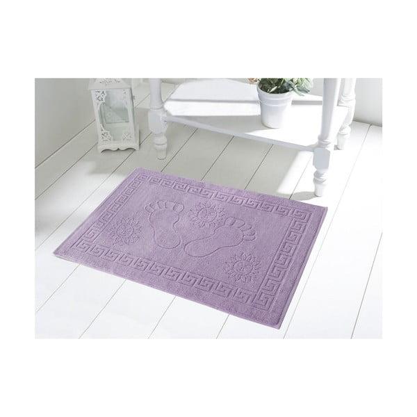 Dywanik łazienkowy Sveta Purple, 50x70 cm