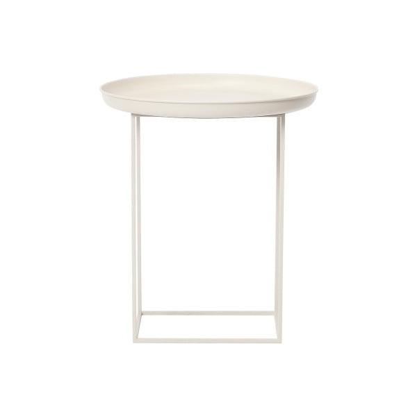 Biały stolik NORR11 Duke Small