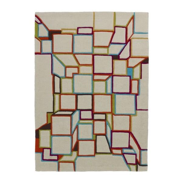 Dywan HK White, 80x150 cm