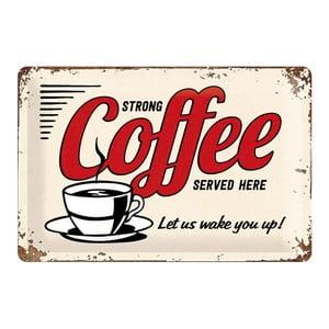 Tabliczka blaszana Coffee, 20x30 cm