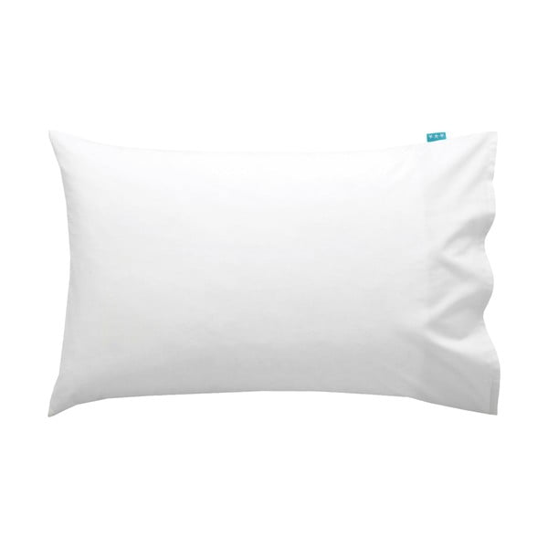 Poszewka na poduszkę 50x80 cm, biała
