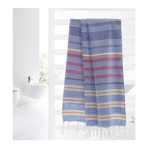 Ręcznik hammam Melange Colorful IV, 95x175 cm
