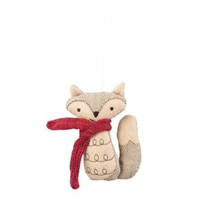 Dekoracja wisząca Red Fox