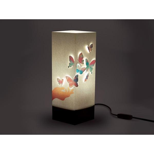 Lampa stołowa Checia