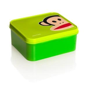Pudełko śniadaniowe, zielone