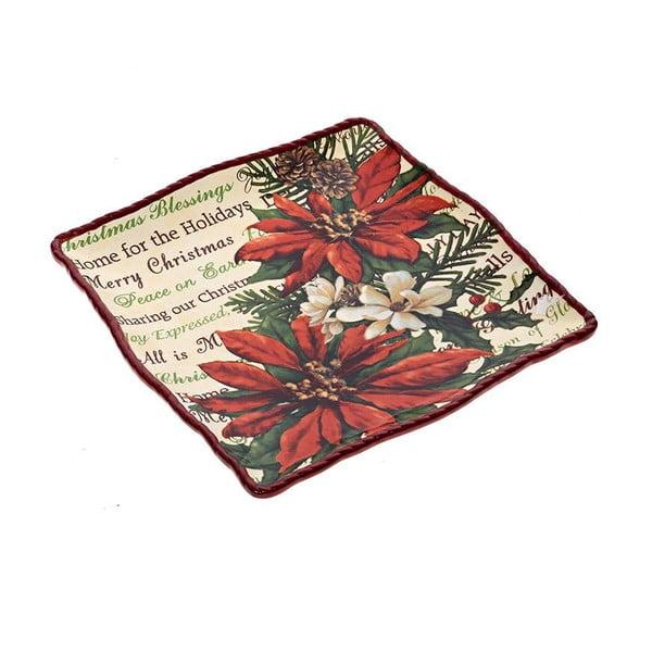 Talerz ceramiczny Holiday, 20 cm