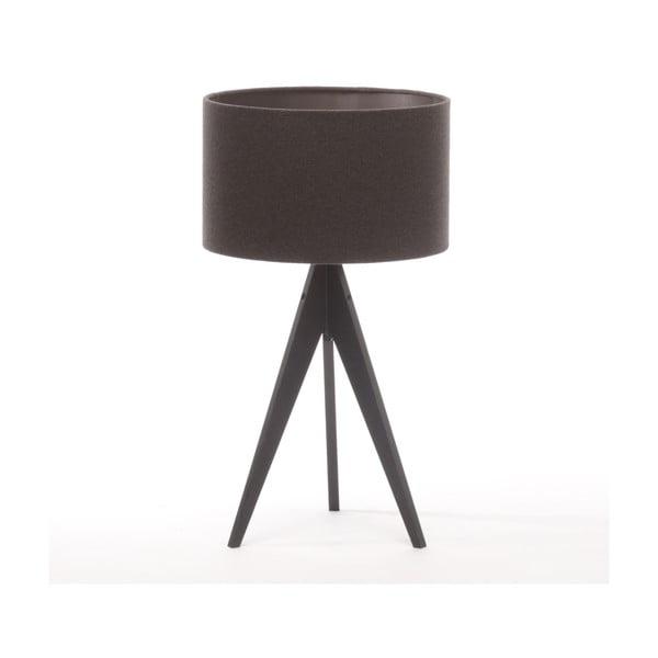 Lampa stołowa Artist Grey/Black
