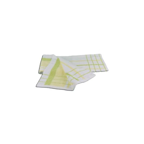 Ręcznik Berlin Vanilla/Lemon, 70x140 cm