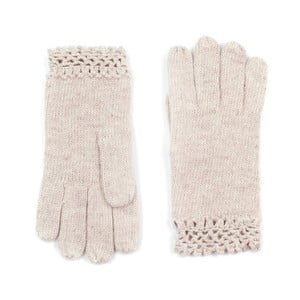 Rękawiczki Classic Beige