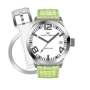 Zegarek damski Marc Coblen z dodatkowym paskiem i obręczą P78