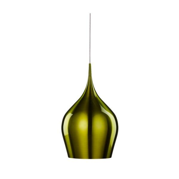 Lampa wisząca Searchlight Vibrant, 26 cm, zielona