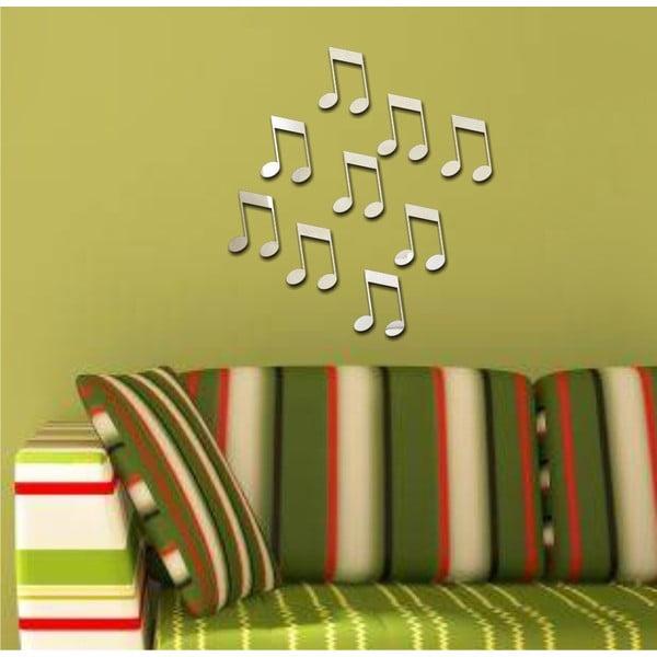 Lustro dekoracyjne Niech gra muzyka!