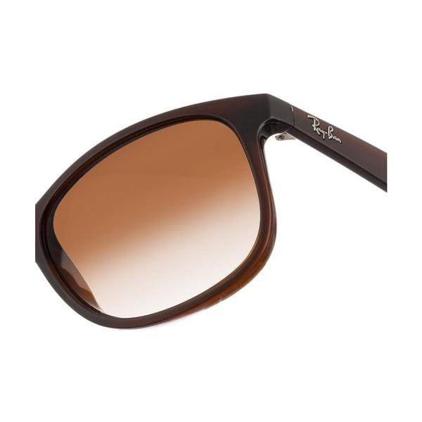Okulary przeciwsłoneczne, męskie Ray-Ban 4202 Brown 55 mm