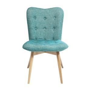 Zielone krzesło Kare Design Angel