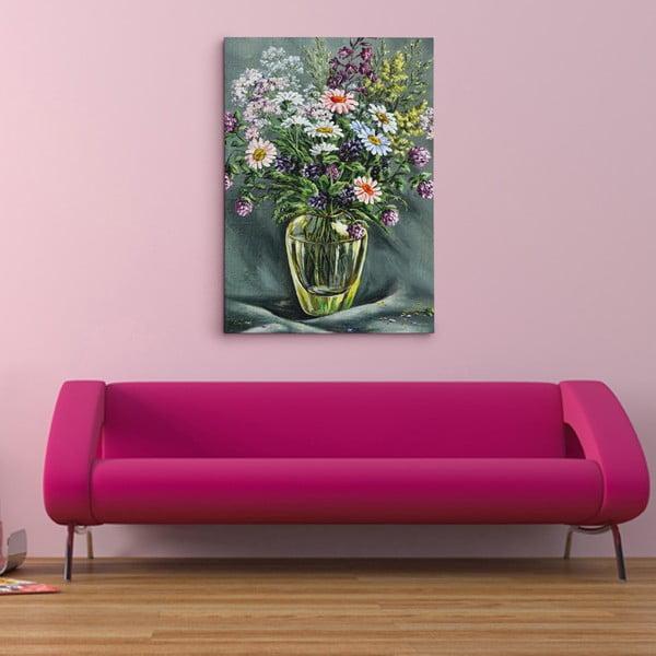 """Obraz """"Kwiaty polne"""", 50 x 70 cm"""