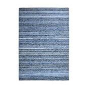 Wełniany dywan Deniza Blue, 160x230 cm