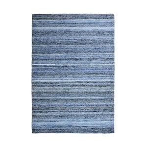 Wełniany dywan Deniza Blue, 120x180 cm