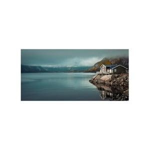 Obraz Lofoten, 55x115 cm