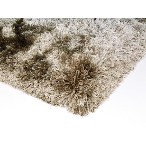 Kudłaty dywan Shaggy Plush Taupe, 140x200 cm