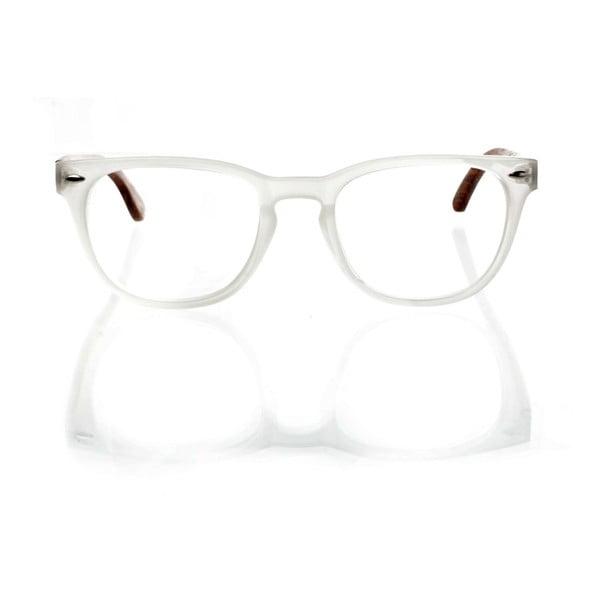 Damskie okulary optyczne Eyewear Nacre White