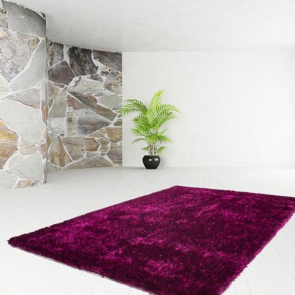 Fioletowo-czarny dywan Kayoom Celestial 328, 80x150 cm