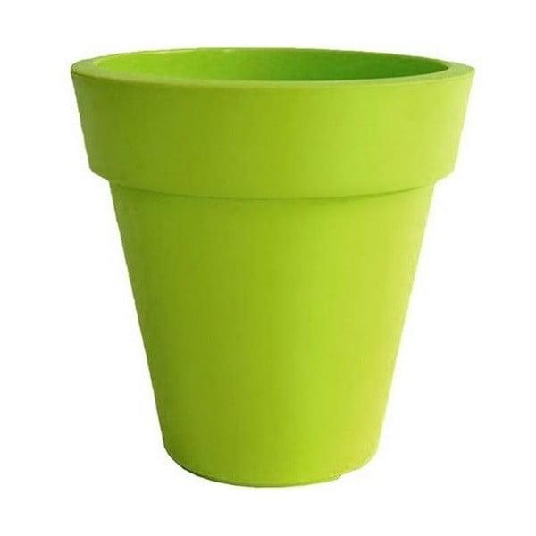 Doniczka Samantha 60x60 cm, zielona