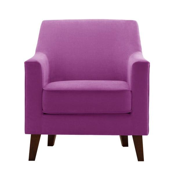 Fuksjowy fotel Jalouse Maison Kylie