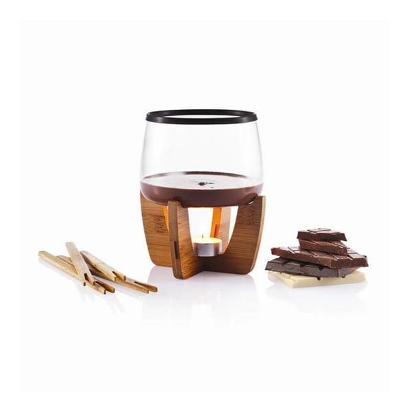 Komplet do czekoladowego fondue XD Design