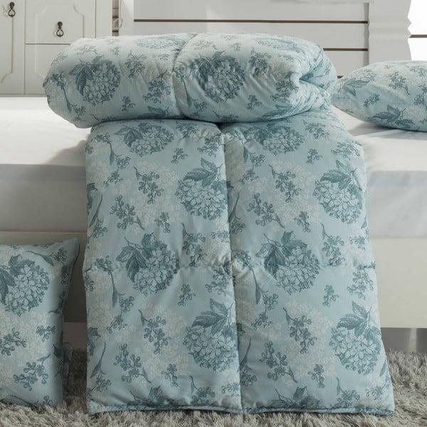 Narzuta pikowana na łóżko jednoosobowe Andrea, 155x215 cm