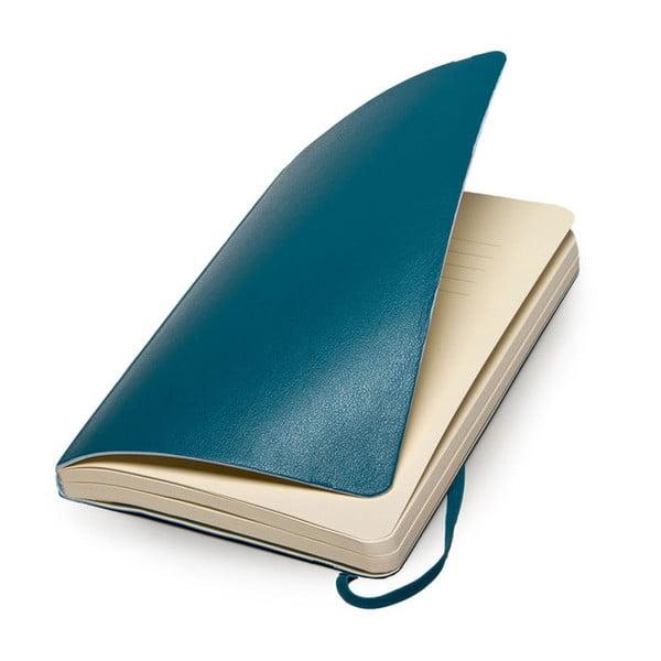 Notatnik Moleskine Under Blue, 9x14 cm