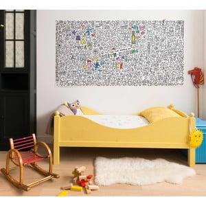 Kolorowanka Keith Haring, XXL