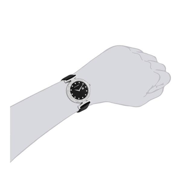 Zegarek damski Levanger Black/Silver