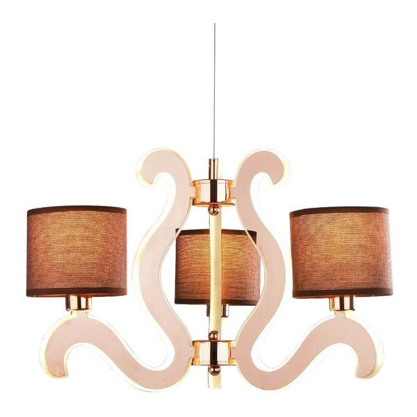 Lampa ścienna Ambrosia, złota
