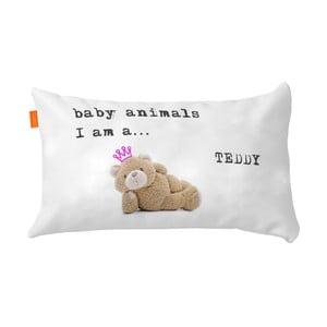 Poszewka na poduszkę Teddy, 50x30 cm