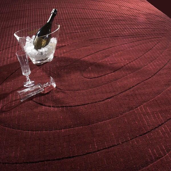 Dywan Hypnosia Aubergine, 170x240 cm