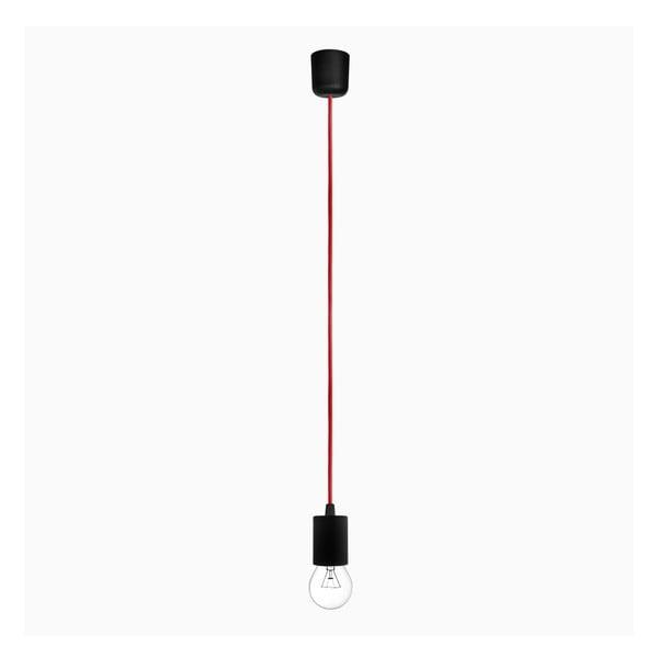 Wiszący kabel Zero, czerwony/czarny