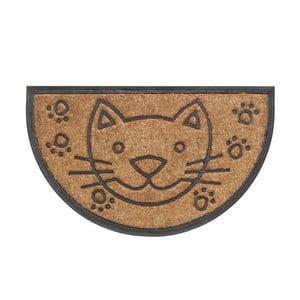 Wycieraczka Hamat Cat Halfround, 45x75 cm
