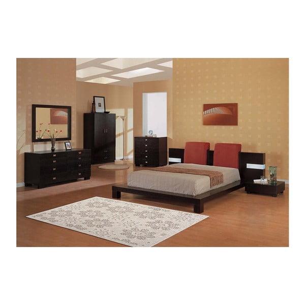 Dywan bawełniany Randa 100x200 cm, kremowy