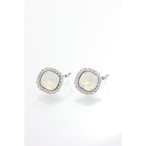 Kolczyki z kryształami Swarovski Elements Laura Bruni Plora