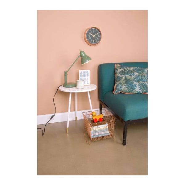Ramka na zdjęcia z obrazkiem Present Time Slim Copper