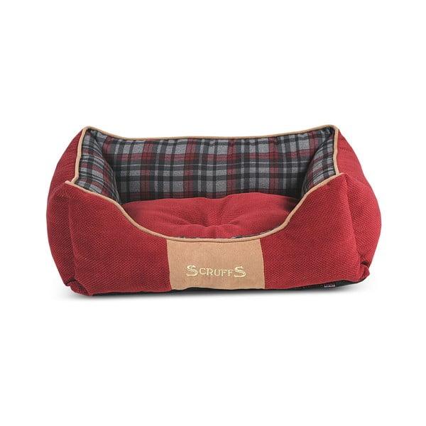Legowisko dla psa Highland Bed 50x40 cm, czerwone